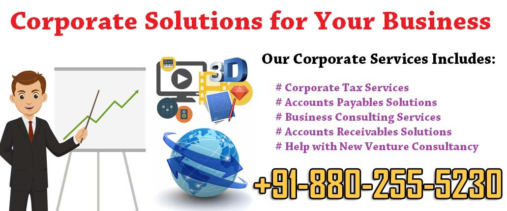 Corporate Service Providers New Delhi