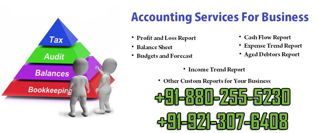 Accounting Services New Delhi