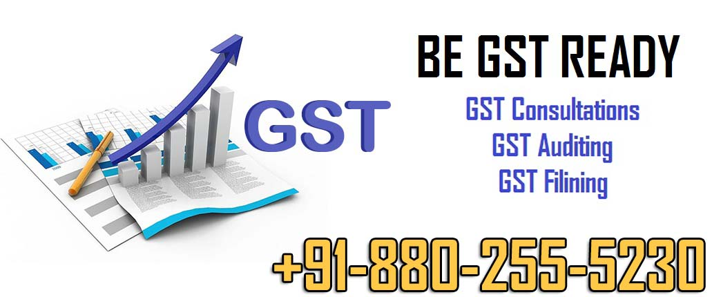 GST Auditing Services New Delhi